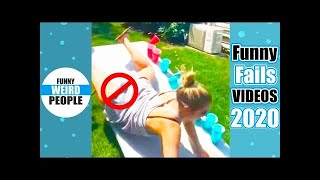 joy  TRY NOT TO LAUGH AT THESE GIRLS  joy  Girl Fails Compilation 2020   Funny Videos