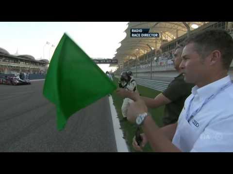 6 Hours of Bahrain Green Flag