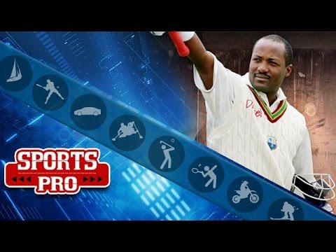 Brian Lara Biography - Cricket Player as The Prince of Port of Spain