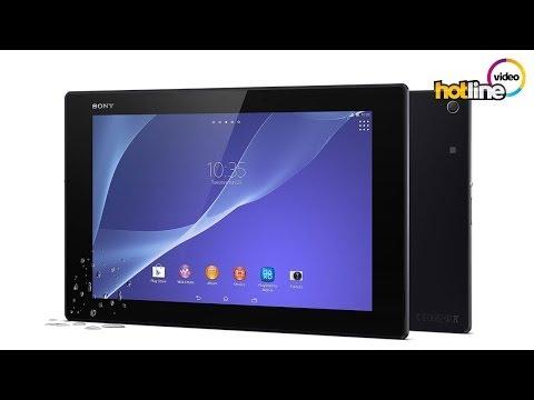 Обзор планшета Sony Xperia Tablet Z2