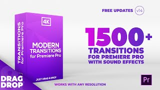 Premiere Pro Transitions Free Tutorial