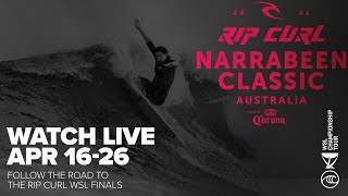 WATCH LIVE The Rip Curl Narrabeen Classic Presented By Corona DAY 2