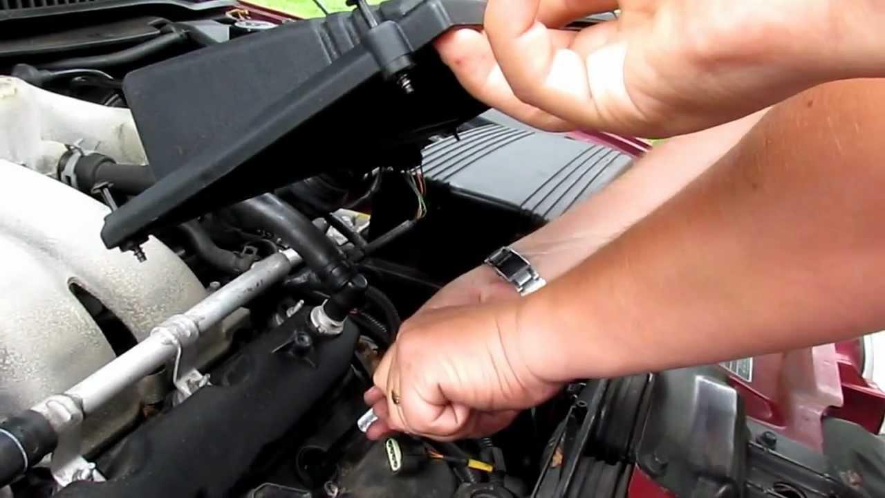 jaguar x type engine compartment diagram [ 1280 x 720 Pixel ]