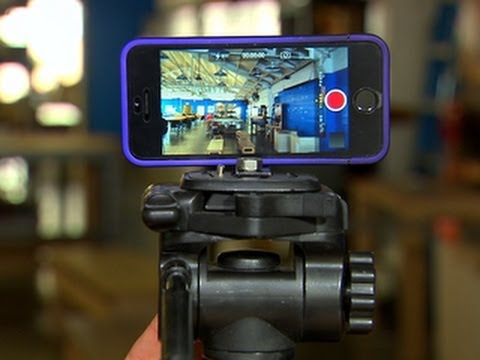 The Fix – DIY: Build a simple smartphone tripod mount