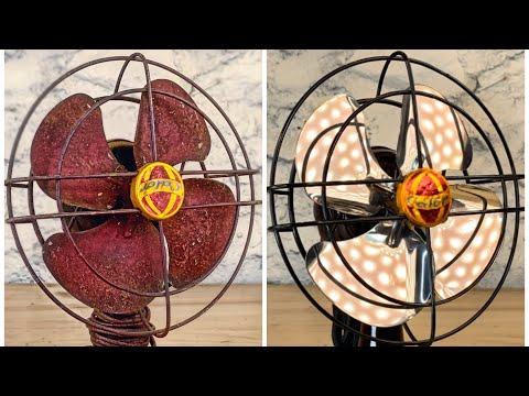 Epic Table Fan - Restoration