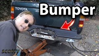 How To Replace Bumper On Your Car