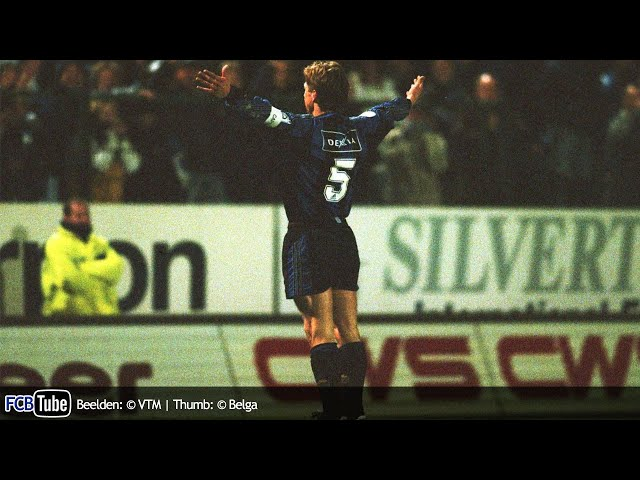 1999-2000 - Jupiler Pro League - 13. SK Beveren - Club Brugge 2-3