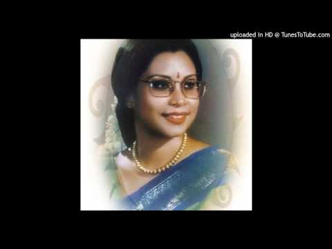 Aji Bijan Ghare Nishith Raate(আজি বিজন ঘরে নিশীথরাতে) -REZWANA CHOWDHURY