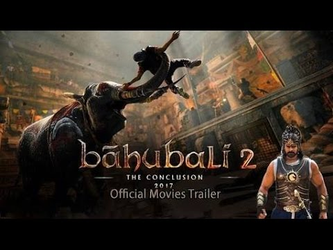Bahubali 2 Official Trailer Live 16 March 2017