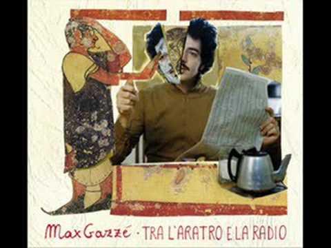 Max Gazzè Crisalide