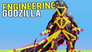 GODZILLA GETS GENETICALLY ENGINEERED FROM THE GROUND UP! - Evolution Simulator Gameplay