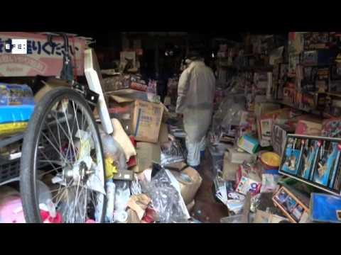 """Namie, """"pueblo fantasma"""" cinco años después de Fukushima"""