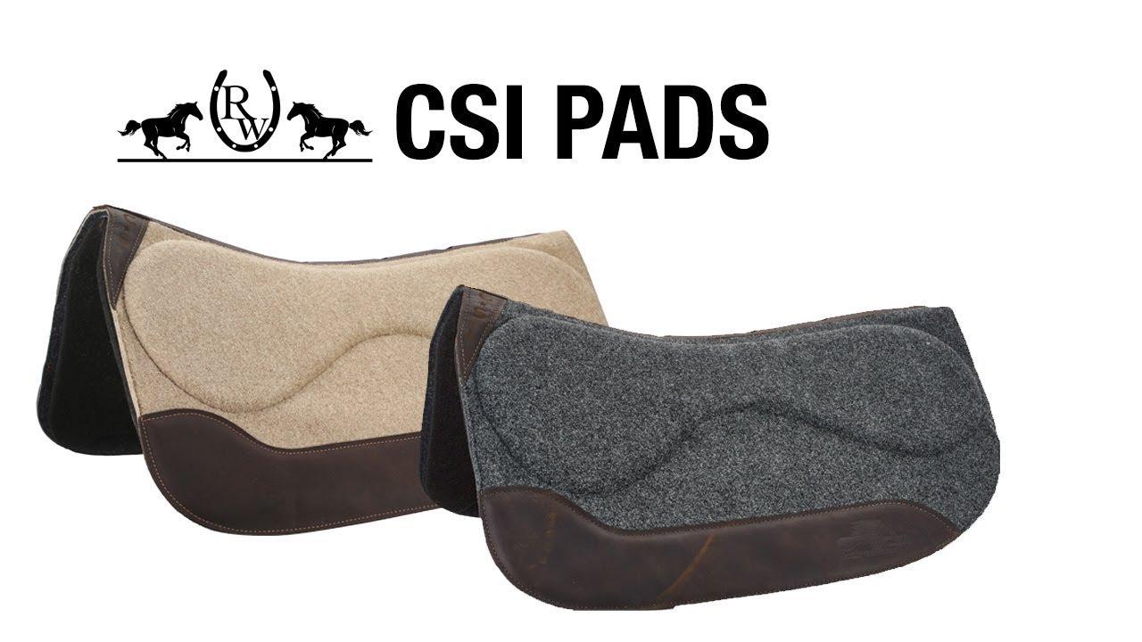 CSI Saddle Pads
