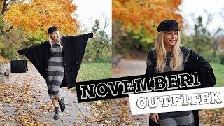 Őszi outfitek #1 - NON+