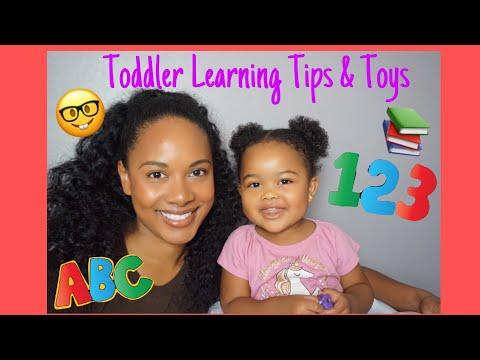 Best Toddler Learning Toys & Tips