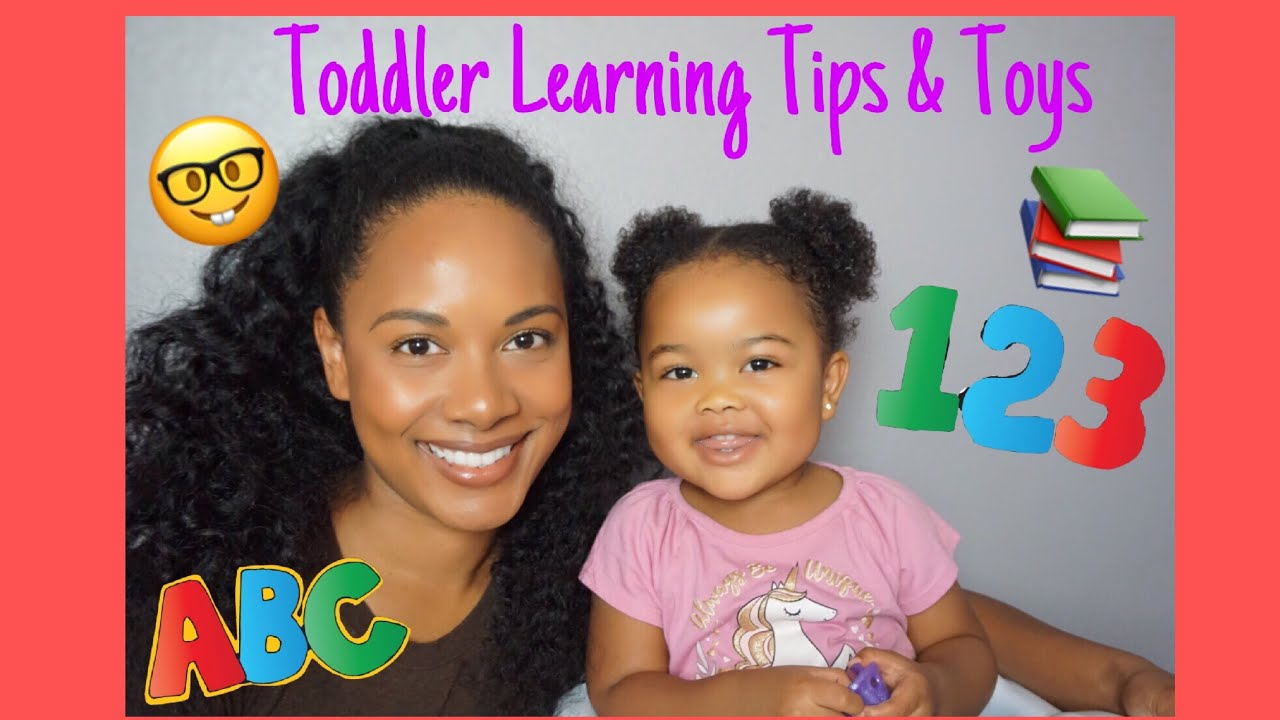 Best Toddler Learning Toys & Tips