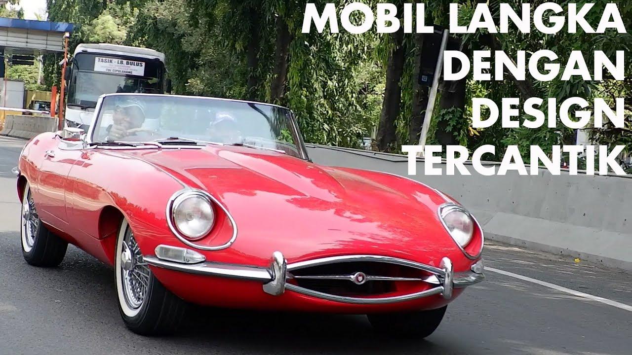 Jaguar E Type >> Jaguar E Type 1965 Naik Mobil Super Langka Review Singkat Carvlog Indonesia