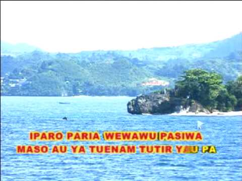 West Papua Music : Ipiri Ne Sanetiar ( Bahasa Wondama)