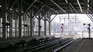 [JR東海]キハ85系 特急「ひだ」富山駅到着 あいの風メロディーあり