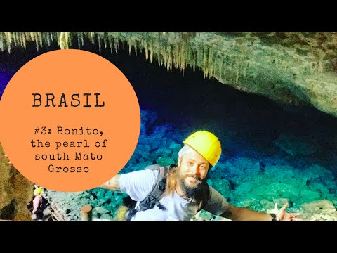 Bonito: the pearl of  South Mato Grosso  Trip Therapy GoPro Hero HD