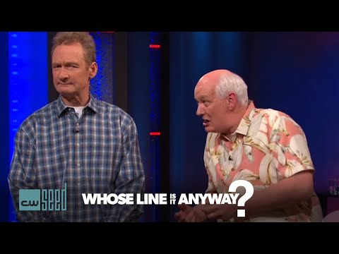 Whose Line Is It Anyway? | Best of...Bachelor Number Two | CW Seed
