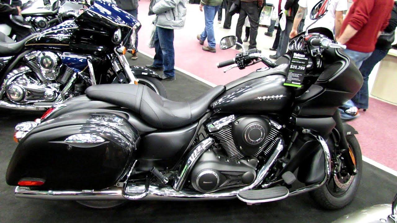 Kawasaki Voyager  Specs