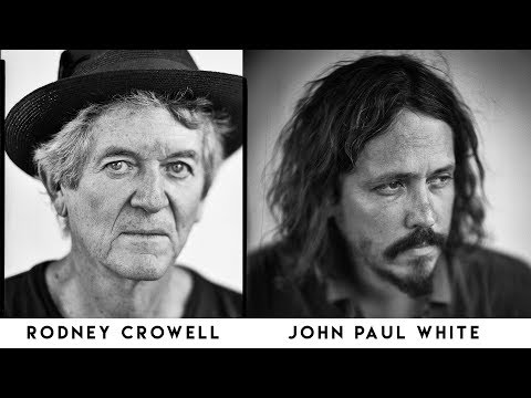 Luck Mansion Sessions: John Paul White + Rodney Crowell