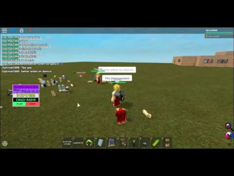 Roblox - Meghan Trainor- Better when im dancin' -Music video-
