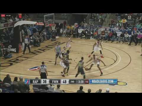 Game Highlights: Raptors 905 at Fort Wayne Mad Ants - January 6, 2017