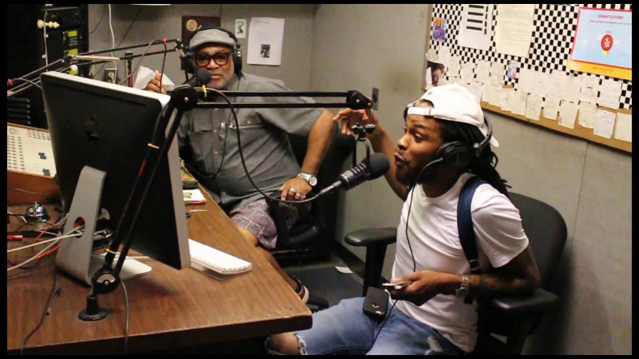 "Download Rasta British Live Radio Interview On ""Jamcity Rock"" 91.7 WKDU Philadelphia"