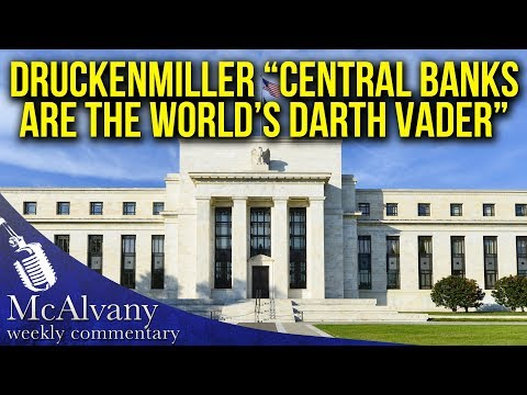 "Druckenmiller ""Central Banks Are The World's DARTH VADER"" 