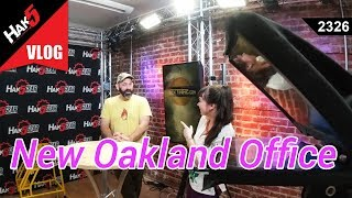 New Oakland Office - Hak5 2326