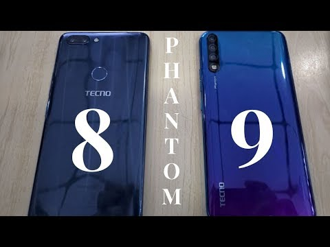 Phantom 8 vs Phantom 9