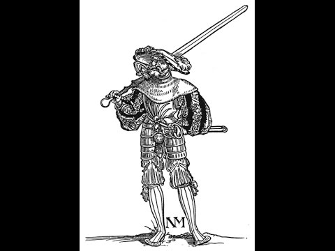 Zweihander - Two-handed sword weights (and a demo of the di