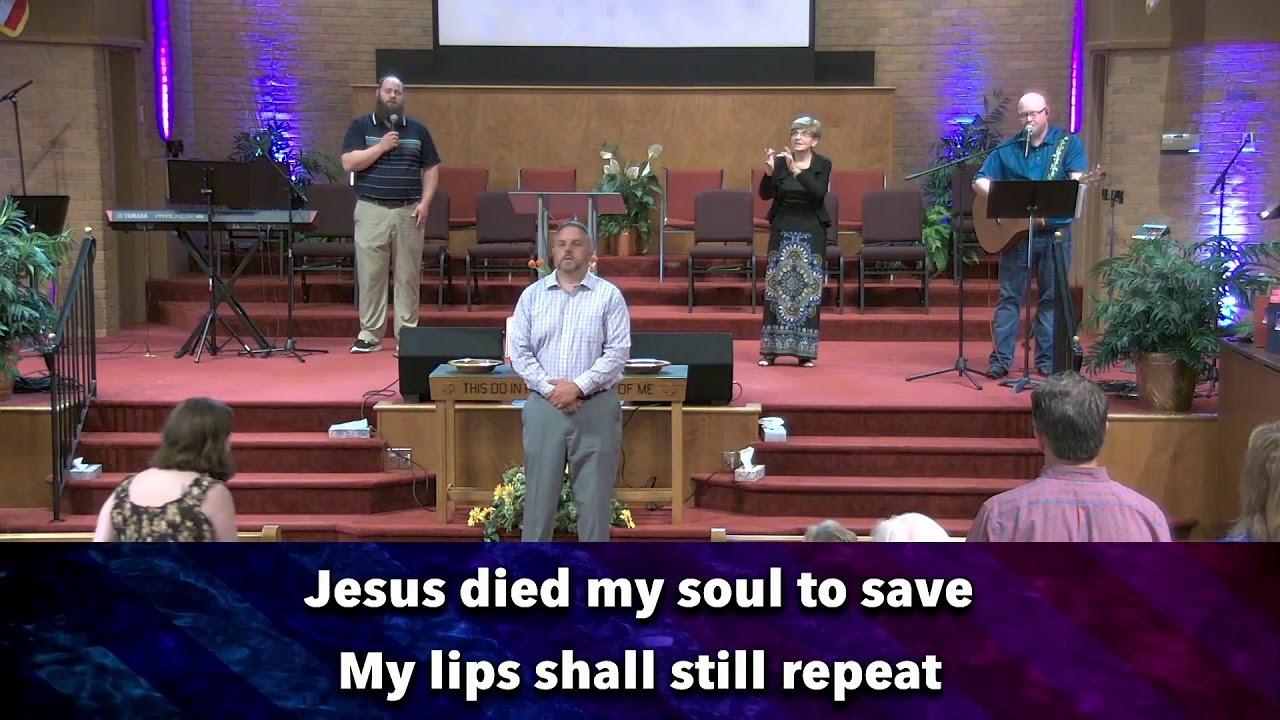 Sunday Morning Worship at OGBC (August 29, 2021)