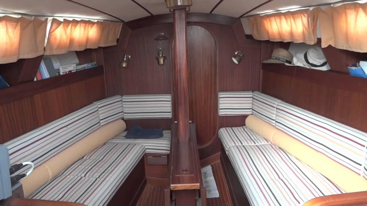 velero finnsailer 30 lombardini 36 cv venta barcos