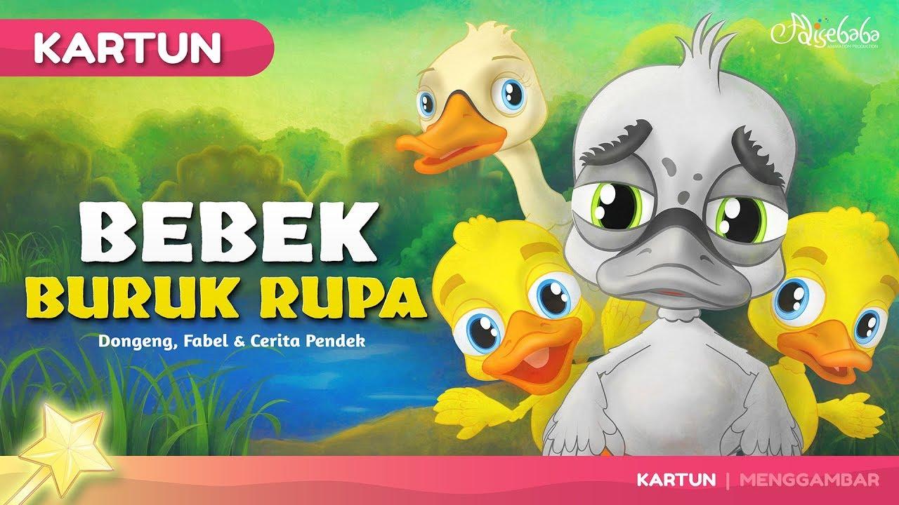 Bebek Buruk Rupa Kartun Anak Cerita2 Dongeng Anak Bahasa Indonesia Cerita Untuk Anak Anak