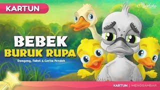 Download Video Bebek Buruk Rupa - Kartun Anak Cerita2 Dongeng Anak Bahasa Indonesia - Cerita Untuk Anak Anak MP3 3GP MP4
