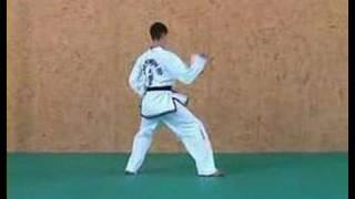 ITF Taekwon-Do Patterns (3 of 14) Chon-Ji