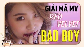[PHÂN TÍCH MV] Rùng rợn trước thân phận thật sự của 5 cô nàng Red Velvet