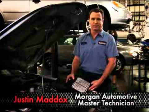 Master Tech Auto >> Morgan Auto Group Master Tech Tips Understanding Your Air Filter