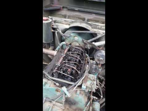 M561 gama goat 1st engine start