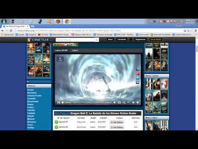 Cinetux dragon ball z la batalla delos dioses online dating
