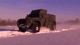 Испытание! Авто армии РФ.