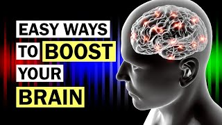 How To Boost Brain Power - Improve Memory, Focus and Concentration