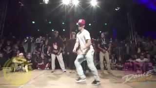 BBOY YNOT 2014 DOPE SET to latin beat