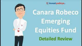 Canara Robeco Emerging Equities Fund Review | Large & Midcap Mutual Fund Review in Hindi
