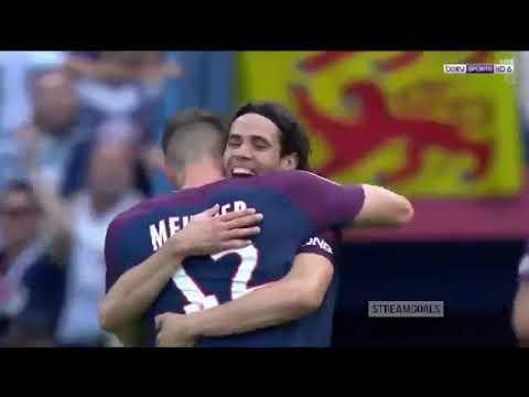 Download Paris Saint Germain vs Bordeaux 6-2 All Goals Highlights 30/09/2017