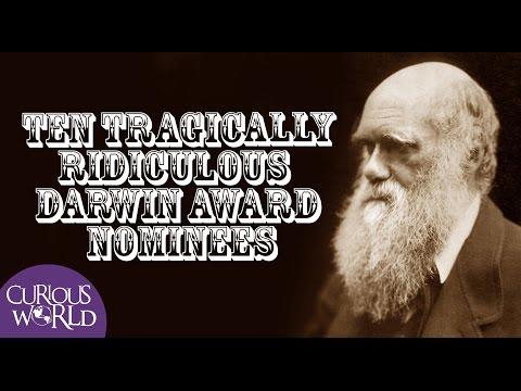 10 Tragically Ridiculous Darwin Award Nominees