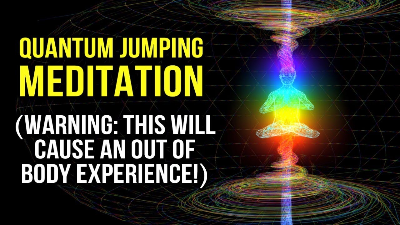 Download Quantum Jumping Guided Meditation: Enter a PARALLEL REALITY & Manifest FAST! (Law Of Attraction)